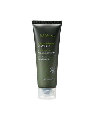 Isntree - Real Mugwort Clay Mask - 100ml