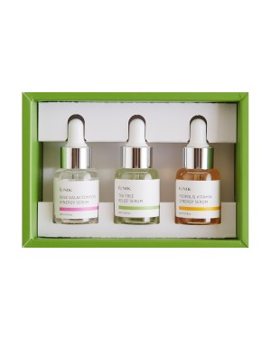 iUNIK - Daily Serum Trial Kit - 3pcs