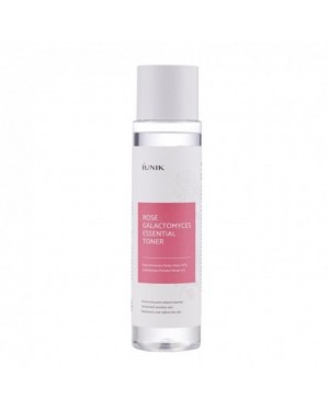 iUNIK - Rose Galactomyces Essential Toner - 200ml