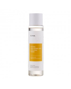iUNIK - Vitamin Hyaluronic Acid Vitalizing Toner - 200ml