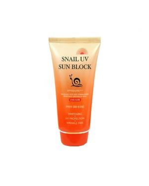 Jigott - Snail UV Sun Block SPF50+ PA+++