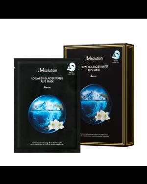 JM SOLUTION - Edelweiss Glacier Water Alps Mask Snow - 10pcs