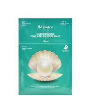JMsolution - Marine Luminous Pearl Deep Moisture Mask Pack