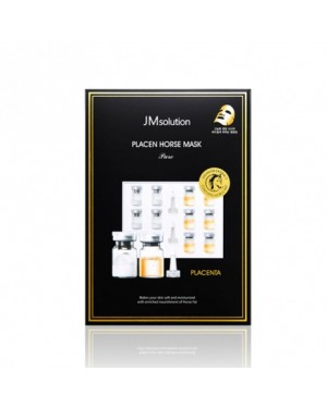 JMsolution - Placen Horse Mask Pure - 10pcs