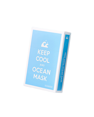 Keep Cool - Ocean Intensive Hydrating Mask - 25g*10pcs