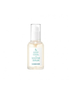 Keep Cool - Soothe Bamboo Serum -50ml