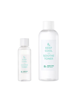 Keep Cool - Soothe Bamboo Toner