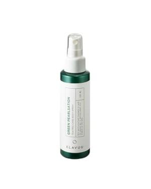 KLAVUU - Green Pearlsation Tea Tree Care Body Spray - 100ml