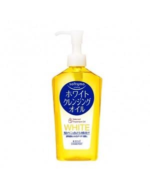 Kose - Softymo - White Cleansing Oil (Yellow) - 230ml