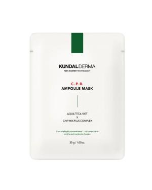KUNDAL DERMA - C.P.R. Masque Visage Ampoule - 7pcs