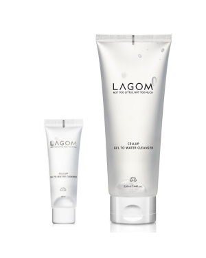 LAGOM - Cellup Gel to Water Cleanser