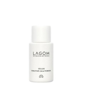 LAGOM - Cellus Sensitive Cica Powder - 8g