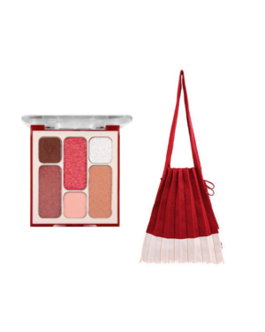 LANEIGE - Neo Cushion X Joseph & Stacey - 01 Fard à Paupières Rouge Stacey + Sac Eco - 2items
