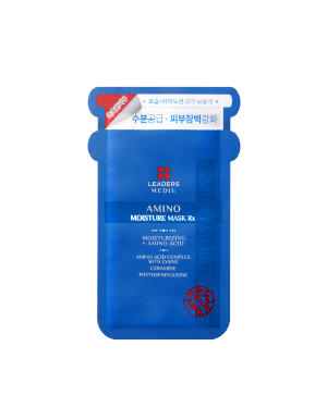Leaders - Mediu Amino Masque hydratant Rx - 1pc
