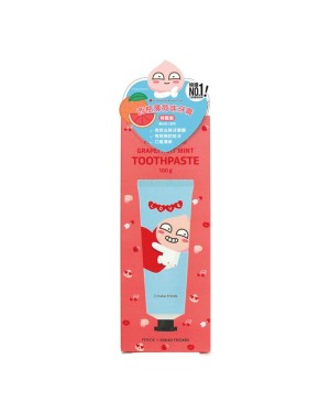LG - Perioe - Kakao Friends Dentifrice à Cocktail - Love Apeach - 100g