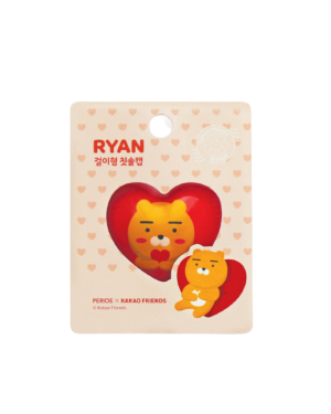 LG - Perioe - Kakao Friends Bonnet de brosse à dents - Love Ryan - 1pc