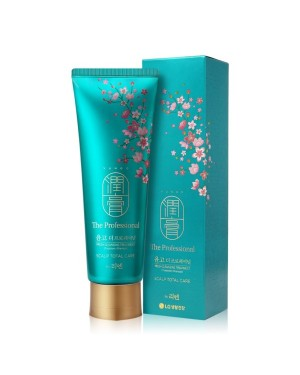 LG - ReEn - Yungo The Professional Fresh Cleansing Treatment Shampoo Scalp Total Care - 250ml