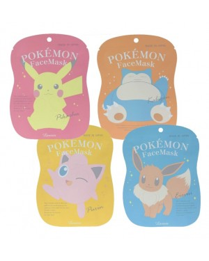 Lovisia - Lovisia x Pokemon Face Mask - 1pc (20ml)