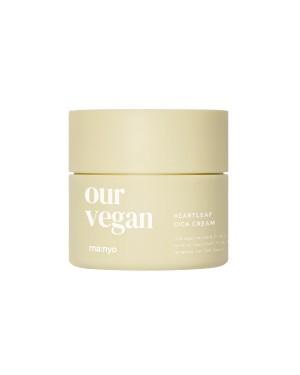Ma:nyo - our vegan Heartleaf Cica Cream - 100ml