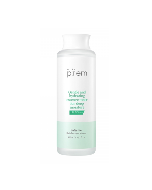 make p:rem - Safe Me. Relief Tonique Essence - 400ml