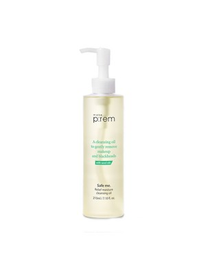 make p:rem - Safe Me. Relief Moisture Cleansing Oil - 210ml