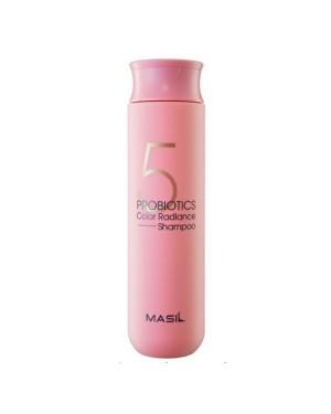 Masil - 5 Probiotics Color Radiance Shampoo - 300ml