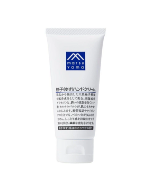 MATSUYAMA - M-mark yuzu smell hand cream - 65g