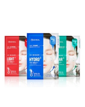 Mediheal - Capsule100 Bio Seconderm (Mask Sheet) - 1pcs