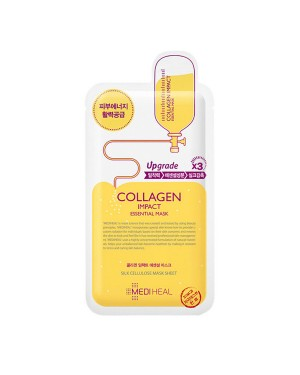 Mediheal - Upgrade x3 Collagen Impact Essential Mask