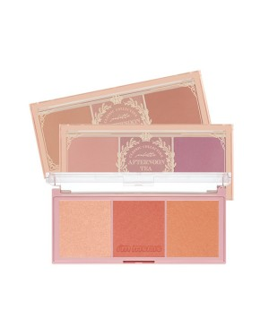 MEMEBOX - I'M Meme - I'M Palette de fards à joues Afternoon Tea - 11.4g