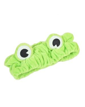MINGXIER - Bandeau nettoyant pour le visage grenouille - 1pc