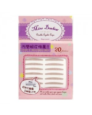 Miss Bow Bow - Double Eyelid Tape #3 - 20pcs