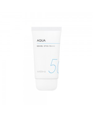 MISSHA - All-Around Safe Block Aqua Sun Gel SPF50+ PA++++