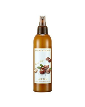NATURE REPUBLIC - Argan Essential Moist Hair Mist - 220ml