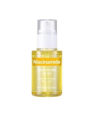 NATURE REPUBLIC - Good Skin Ampoule - Nicainamide - 30ml