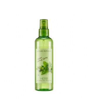 NATURE REPUBLIC - Herb Styling Water Setting Spray - 210ml