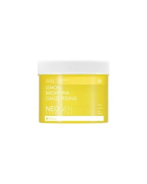 NEOGEN Dermalogy - Peeling de gaze PHA au citron brillant - 190ml / 30ea