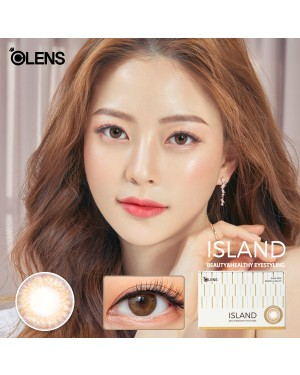 Olens - Island 1 Month - Brown - 2pcs