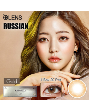 Olens - Russian 1 Day - Gold - 20pcs