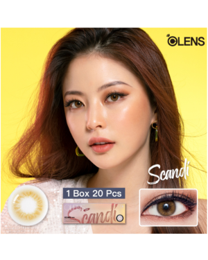 Olens - Scandi 1 Day - Hazel - 20pcs
