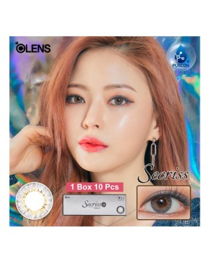 Olens - Secriss 1 Day - Coral Gray - 10P