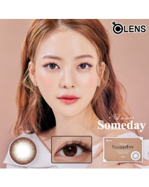 Olens - Someday 1 Month - Choco - 2pcs