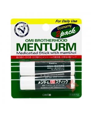 OMI - Crème pour les lèvres Menturm - 5g x2