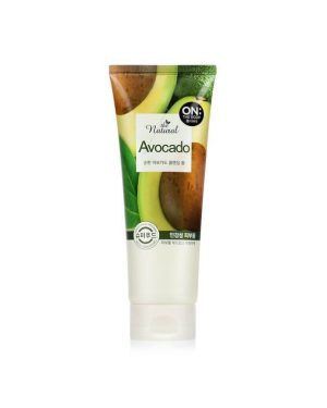 ON THE BODY - The Natural Avocado Mousse nettoyante - 200g