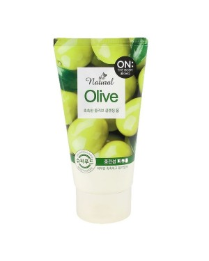ON THE BODY - The Natural Olive Mousse nettoyante - 120g