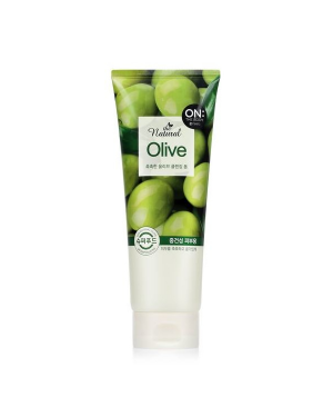 ON THE BODY - The Natural Olive Mousse nettoyante - 200g