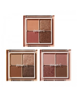 Peach C - Falling In Eyeshadow Palette - 8g