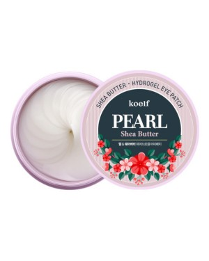 PETITFEE - koelf Pearl & Shea Butter Eye Patch - 60pcs