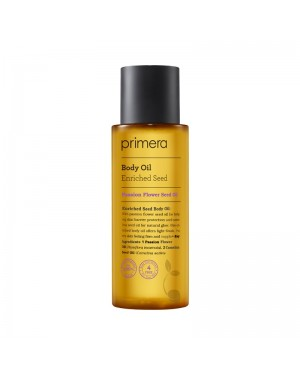 primera - Enriched Seed Body Oil - 100ml