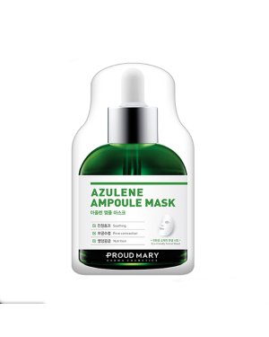 PROUD MARY - Ampoule Mask Azulène - 1pc